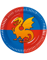 Knights & Dragons Medieval Themed Partyware