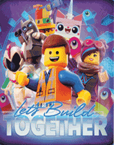 LEGO Movie tableware and decorations