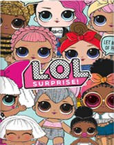 LOL Surprise Dolls Party Supplies