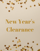 New Year's Eve Party Items Priced To Clear