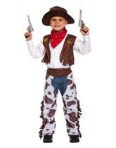 Non licensed fancy dress costumes