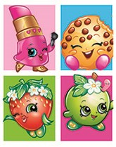 Shopkins party supplies and decorations.