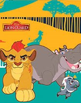 The Lion Guard party supplies and decorations