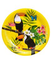 Tropical Toucan Summer Party Supplies