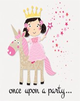 Unicorn Magic Partyware