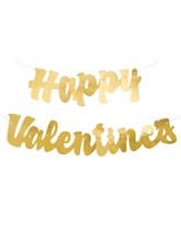 Banners and Garlands for Valentine's Day