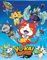 Yo-Kai Watch party supplies and decorations