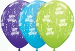 Latex balloons for parties and celebrations