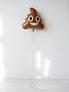 """Poop Emoji 24"""" Foil Balloon"""