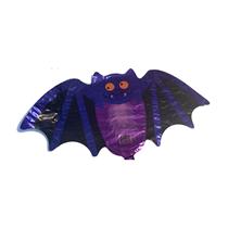 "Halloween Black Bat 12"" Mini Shape Foil Balloon"