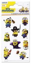 Minion Stickers 30 Sheets