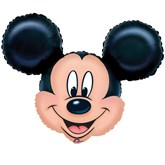 """Mickey Mouse 27"""" Supershape Foil Character Balloon"""