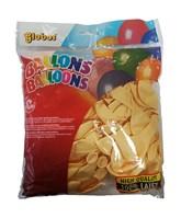 "Pastel Ivory 10"" Latex Balloons 100pk"