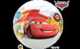 "Lighting McQueen & Mater 22"" Bubble Balloon"