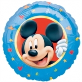 "17"" Mickey Mouse Foil Balloon"
