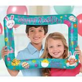 Happy Easter Inflatable Foil Selfie Frame