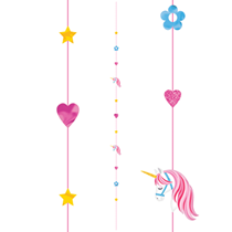 Unicorn Balloon Tail String 1.8M
