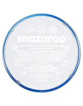 Snazaroo Face Paint Classic White 18ml pot