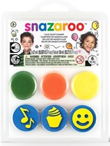 Snazaroo Birthday Party Stamp Set