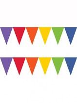 Rainbow Flag Banner 15ft