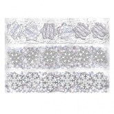 Snowflake Confetti 3pk