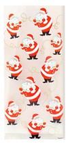 Christmas Santa Claus Cello Gift Bags 20pk
