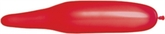 321Q No-Tip Red Latex Balloons 100pk