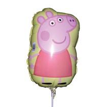 Peppa Pig Mini Air Fill Foil Balloon