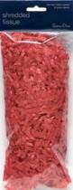 Simon Elvin Red Shredded Tissue Paper