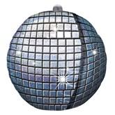 """Disco Ball 15"""" Holographic UltraShape Foil Balloon"""