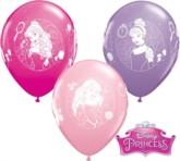"Disney Princess 11"" Latex Balloons 25pk"