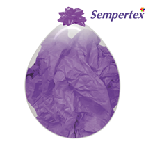 "Sempertex Crystal Clear 18"" Stuffing Latex Balloons 25pk"