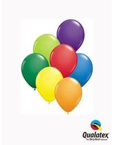 """5"""" Carnival Asst'd Latex Balloons 100pk"""