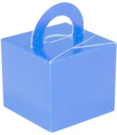Balloon Weight/Gift Boxes Light Blue - 10pk