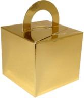 Balloon Weight/Gift Box Gold - 10pk