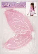 Princess Glitter Fancy Dress Fairy Wings