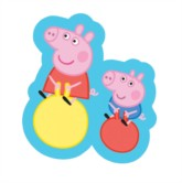 "Peppa Pig Supershape 22"" Foil Balloon"