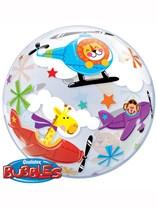 "Flying Circus 22"" Bubble Balloon"