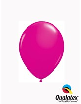 "5"" Wild Berry Latex Balloons 100pk"