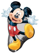 "Mickey Mouse Giant 31"" Supershape Foil Balloon"