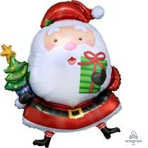 Father Christmas Giant Foil Balloon