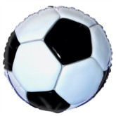 "Football 18"" Foil Balloon"