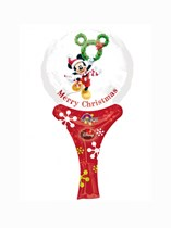 Christmas Mickey Mouse Inflate-a-Fun Balloon