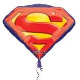 Superman Emblem SuperShape Foil Balloon