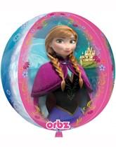 Frozen Foil Orbz Balloon