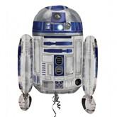 "Star Wars R2D2 26"" SuperShape Foil Balloon"