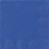 Royal Blue Luncheon Napkins - 20pk
