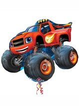 Blaze & The Monster Machines Supershape Foil Balloon