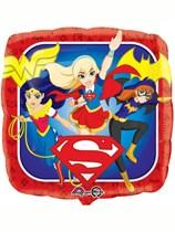 "DC Superhero Girls 18"" Foil Balloon"
