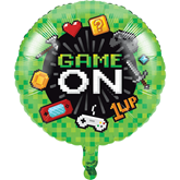 "Gaming Party 18"" Foil Balloon"